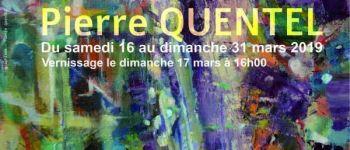 Vernissage : exposition Pierre Quentel Henvic