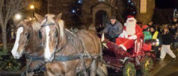 Parade du Père Noël Langueux