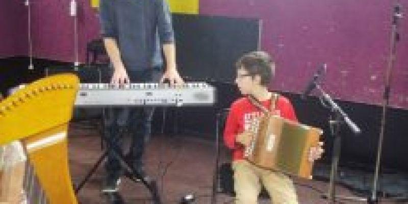 Family Rock – Atelier pour enfants musiciens
