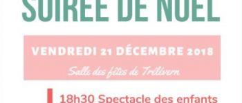 Spectacle et repas de Noël du RPI Trélévern / Trévou-Tréguignec Trélévern