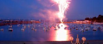 Bal des Pompiers, retraite aux flambeaux et feu d\artifice Saint-Quay-Portrieux