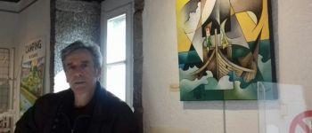 Exposition   Mimi Labeyrie Bon repos sur blavet