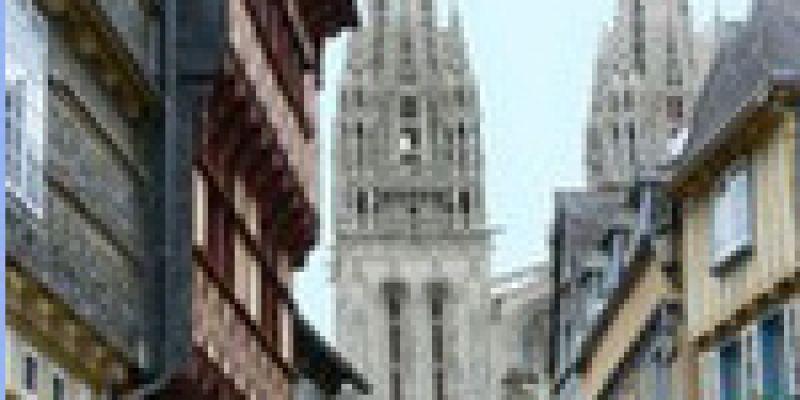 Casse-croûte architecturaux : Les statues de StCorentin et  St Joseph