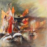Exposition de Margaretha Koper Rannou Guipavas