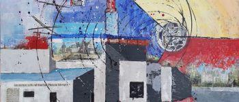 Exposition \Village d\artistes\ Argentré-du-Plessis