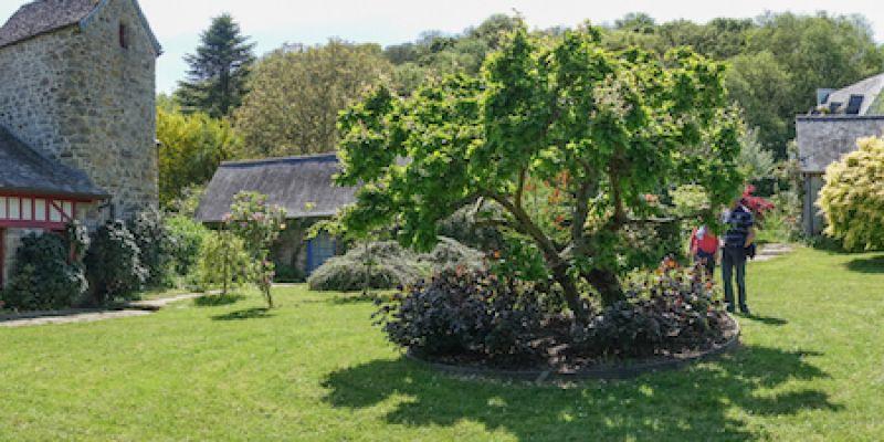 Journées de Pont ar Gler : ouverture du jardin