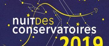 Nuit des Conservatoires 2019 Saint-Brieuc