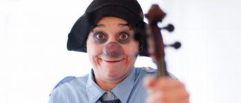 Humour Musique - Ze Big Grande Musique d'Emma La Clown, Cie La Vache Libre Pont-LAbbé
