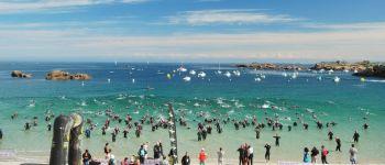 Triathlon Côte de Granit Rose Trégastel