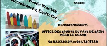 Séjour sportif itinérant Saint-Méen-le-Grand