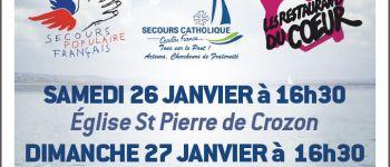 Concert de Solidarité Crozon