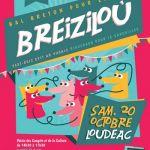 Breiziloù - Bal Breton Loudéac