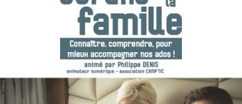 Conférence \La place des écrans dans la famille\ Guerlédan