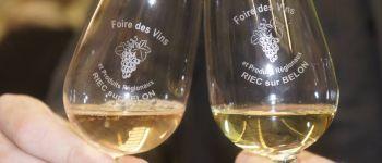 25ème Foire des Vins et Produits Régionaux Riec-sur-Bélon