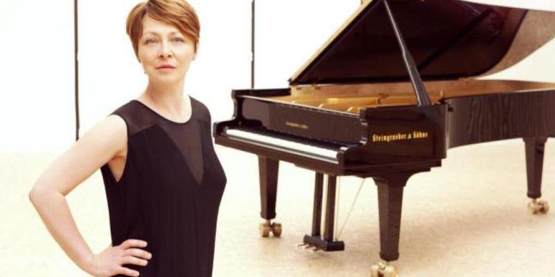 Concert classique Piano Solo Salon russe par Ludmila Berlinskaïa