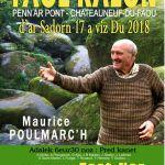 Concert / Fest-noz Taol Kalon Châteauneuf-du-Faou