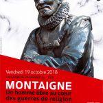 Les rencontres littéraires de l'Encre Malouine : Montaigne par Arlette Jouanna Saint-Malo