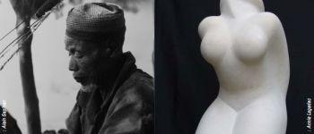 L\Afrique en Mémoire, Sculptures en Miroir Ploufragan