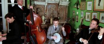Concert : Rares Morarescu - Jazz Manouche Dinard