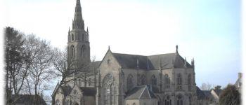 Eglise St Nérin et de la chaire à prêcher - Journées du patrimoine Plounérin