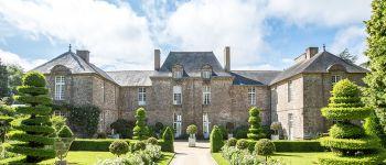 Visite du Château et des jardins de la Ballue Bazouges-la-Pérouse