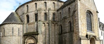 Visite guidée de l\Abbaye Sainte-Croix Quimperlé