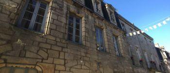 Visite guidée de l\Hôtel particulier de Saint Allouarn. Quimper