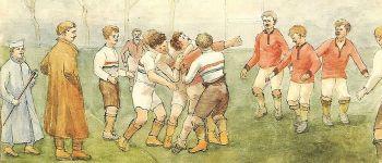 Le rugby à Nantes, la grande histoire du Snuc Nantes