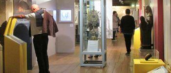 Visite libre des expositions de la Galerie du Cloître Sainte-Anne-dAuray