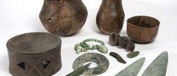 Visite des collections archéologiques Carnac