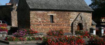 Visite commentée de la chapelle Ste Agathe - Langon Langon
