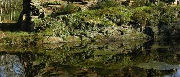 Visite de la carrière du Parc et découverte de la taille de pierre bleue! Nozay