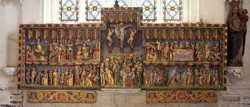 Découverte de la chapelle Notre-Dame de la Houssaye Pontivy