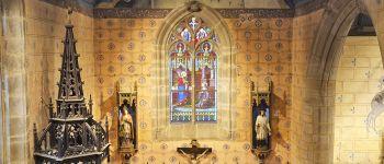 Visite guidée de la Chapelle Sainte-Eutrope Quimperlé