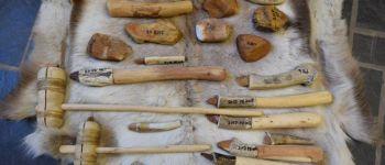 Démonstration d\expérimentation en archéologie Carnac
