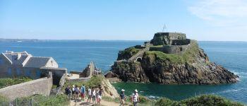 Visite du Fort de Bertheaume Plougonvelin