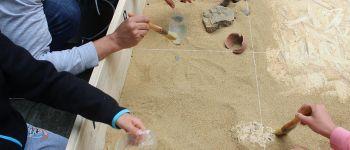 Participez à une fouille pour découvrir les secrets des Menhirs de Monteneuf. Monteneuf