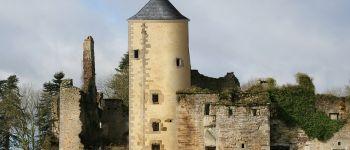 Sixième année d\ouverture exceptionnelle du château de Coëtcandec. Locmaria-Grand-Champ