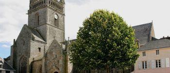 Visite libre du clocher de l\église Notre-Dame de l\Assomption - Quimperlé Quimperlé