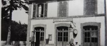 Autour de la ligne de chemin de fer Rennes-Châteaubriant Vern-sur-Seiche