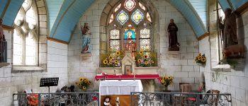 Visite de la Chapelle Saint Fiacre (Treffiagat) Treffiagat