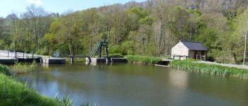 Le canal de Nantes à Brest : visite commentée  ou conférence, avec projections. Cléden-Poher