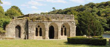 Visite libre ou guidée du site abbatial de Saint-Maurice Clohars-Carnoët