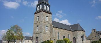 Visite libre de l\église Saint Jean-Baptiste Vildé-Guingalan