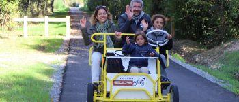 Roue libre, balade découverte sur la liaison cyclable du Pays de Blain Bouvron