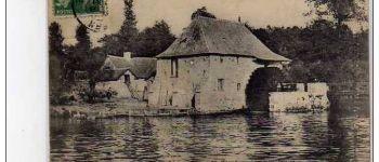 Visite commentée du Moulin des Bouillants Vern-sur-Seiche