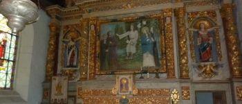 Visite libre de la Chapelle Sainte Suzanne Mûr-de-Bretagne