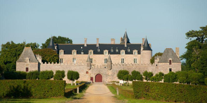 Visite du Château de Bienassis