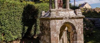 Visite libre de la Fontaine Sainte-Anne Le Guerno