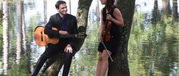 Concert Duo Almadera à l\Eglise Saint-Sauveur. Le Faou